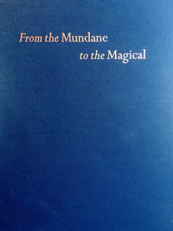 From the Mundane to the Magical documenting photographically-illustrated picture books.  For more photographically-illustrated picture books, visit www.tracyleshay.com/blog