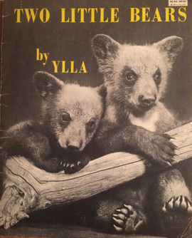 The Two Little Bears by Ylla - a pioneer in animal photography and world renown for her animal images in the mid 1900s.  Learn more at http://www.tracyleshay.com/blog