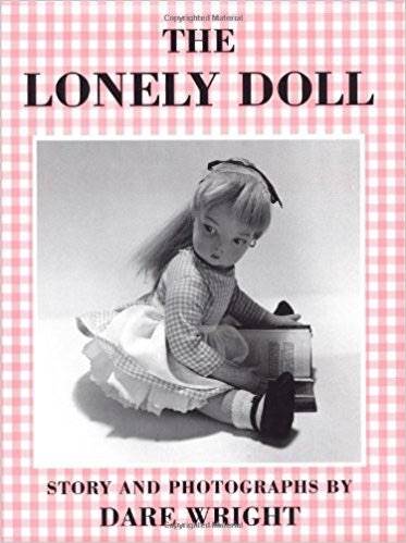 Dare Wright's Debut Book, The Lonely Doll